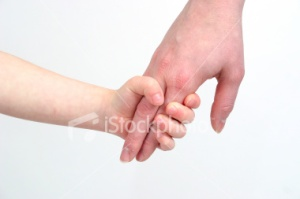 mother-and-daughter-holding-hands