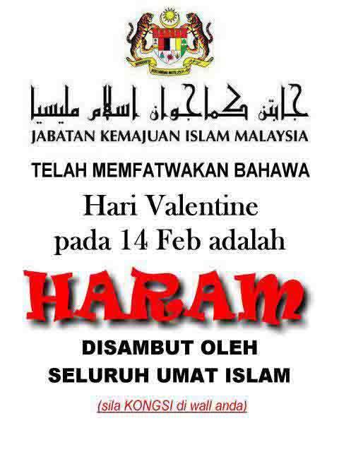 Nah untuk muslim yang bijaksana..credit: pakcik googel